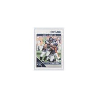 Seattle Seahawks (Football Card) 2011 Score Glossy #258 Collectibles