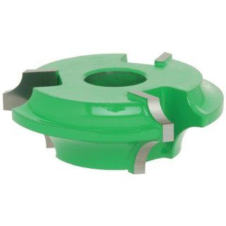 Grizzly C2027 Shaper Cutter   1/4 & 1/2 Quarter Round, 3/4 Bore