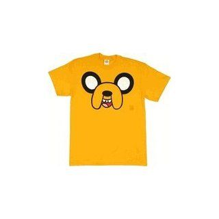 Adventure Time   ADULT   Jake face T shirts, Licensed