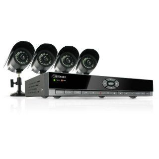 Defender SN502 4CH 002 Feature Rich 4 Channel H.264 DVR