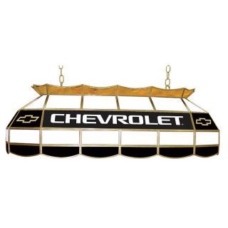 Licensed Chevy 40 inch Stained Glass Tiffany style Light