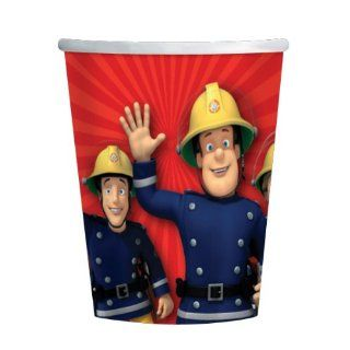 com Amscan International Fireman Sam 266 Ml Paper Cups Toys & Games