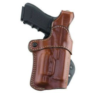 Aker 267 Nightguard Paddle Holster RH Black Unline For