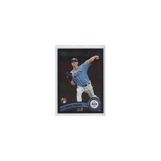 Tampa Bay Rays (Baseball Card) 2011 Topps Wal Mart Black Border #268