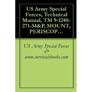 US Army Special Forces, Technical Manual, TM 9 1240 271 34&P, MOUNT