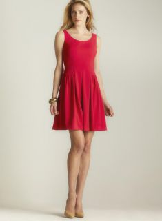Tahari Jessy Twill Dress