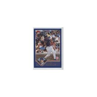 Gonzalez, Chicago Cubs (Baseball Card) 2003 Topps #266 Collectibles