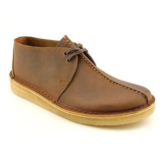 Clarks Originals Mens Desert Trek Leather Boots