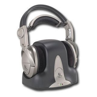 Acoustic Research AW771 Deluxe Wireless Headphones (Refurbished