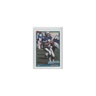 Krieg Seattle Seahawks (Football Card) 1991 Topps #268 Collectibles