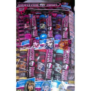 Monster High Clawsome 50 Piece Press On Nail Polish Set