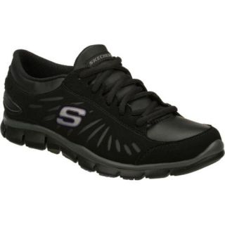 Womens Skechers Gratis Juxtapose Black