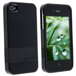Body Glove Black TPU Diamond Case for Apple iPhone 4