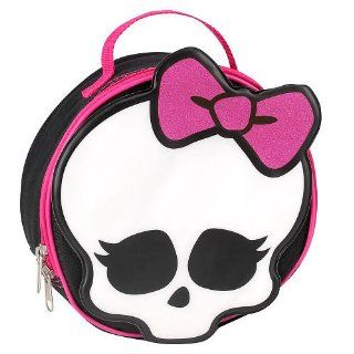 Monster High Round Lunch kit Toys & Games