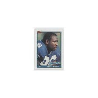 Kennedy Seattle Seahawks (Football Card) 1991 Topps #287 Collectibles