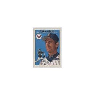 : Andy Ashby (Baseball Card) 2000 Fleer Tradition #302: Collectibles