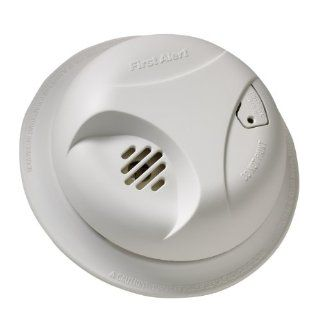 First Alert SA303CN3 Battery Powered Smoke Alarm with Silence Button