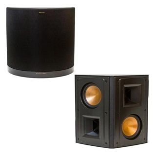 Klipsch RS 52 II Surround Speaker (Pack of 2)