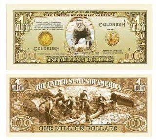1849 Gold Rush   Million Dollar Bill Case Pack 100 Toys