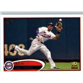2012 Topps #292 Ben Revere   Minnesota Twins (Rookie Cup