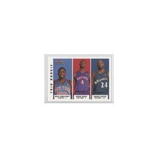 Knicks, Toronto Raptors (Basketball Card) 2003 04 Fleer Tradition #292