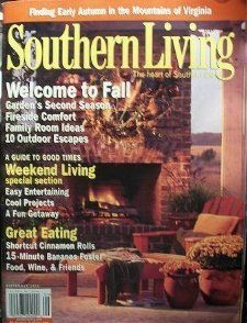 SOUTHERN LIVING MAGAZINE SEPTEMBER 2006 Southern Living