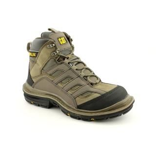 Caterpillar Mens Actuator ST Leather Boots Wide
