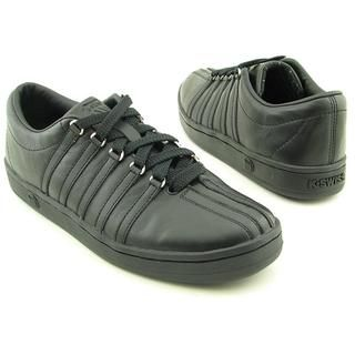 Swiss Mens The Classic Leather Casual Shoes Wide