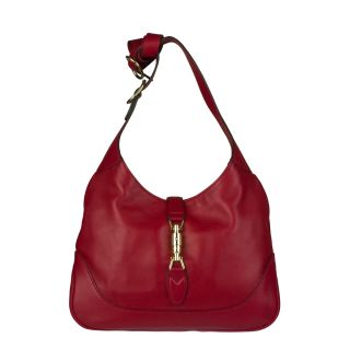 Gucci Jackie Leather Hobo Bag