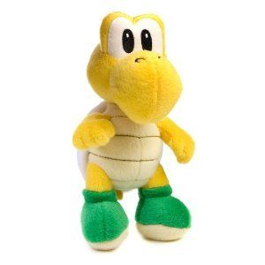Super Mario Brothers Koopa Troopa 9 Plush Toy Doll Toys