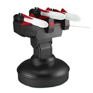 Striker II Black USB Laser Guided Missile Launcher