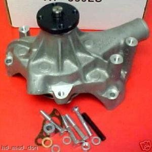 Pro Comp aluminum water pump 305 350 Chevy long