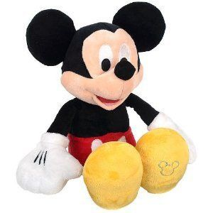 Just Play Plush Toys   Disney   MICKEY MOUSE (19 inch