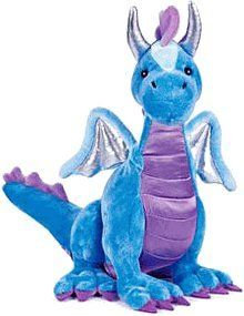 Webkinz Twilight Dragon Plush Stuffed Animal with Webkinz