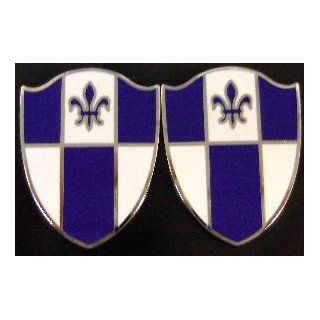345th REGIMENT Distinctive Unit Insignia   Pair Clothing