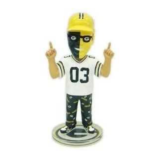 Green Bay Packers Mascot Forever Collectibles Bobble Head