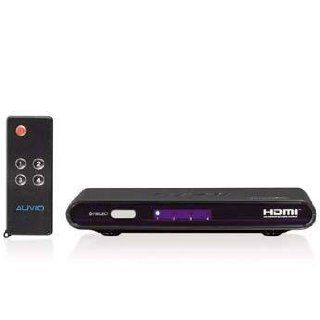 Out HDMI Selector Switch with Remote Control 15 318 Everything Else