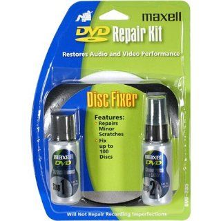 MAXELL DVD 335 DVD Scratch and Repair Kit Electronics