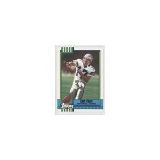 Seattle Seahawks (Football Card) 1990 Topps Tiffany #338 Collectibles