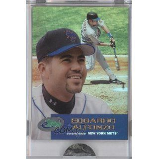 Edgardo Alfonzo/338 #/338 Edgardo An. Alfonzo, New York Mets (Baseball