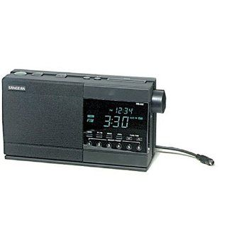 Sangean RS 330 Digital AM/FM Clock Radio Electronics