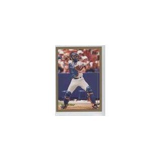 1999 Topps #340 Mike Piazza New York Mets Baseball Card
