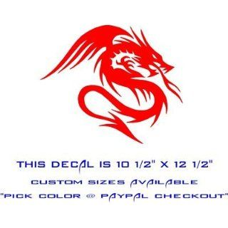 DRAGON   Vinyl Decal   Sticker   Car Decal  332 Everything Else