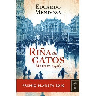 Riña de gatos. Madrid 1936 eBook Eduardo Mendoza Kindle
