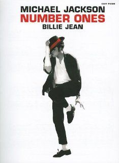 Billie Jean Easy Piano (Sheet) (Michael Jackson Number Ones) Michael