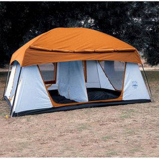Paha Que Perry Mesa 8 person Screen Room/ Tent Combo