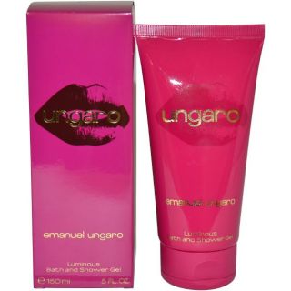 Ungaro by Emanuel Ungaro for Women 5 ounce Luminous Bath & Shower Gel