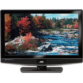 JVC LT 32E479 32 inch Black Widescreen LCD TV