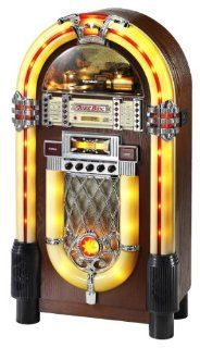 Karcher JB 6604 Jukebox (CD/MP3 Player, Radio, SD/MMC Kartenslot, USB