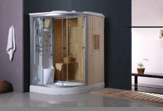 Dampfdusche, Duschkabine und Sauna Kombi, 3 in 1 zum Top Preis